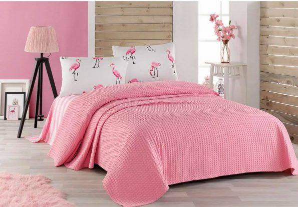 Спален комплект с пламинга