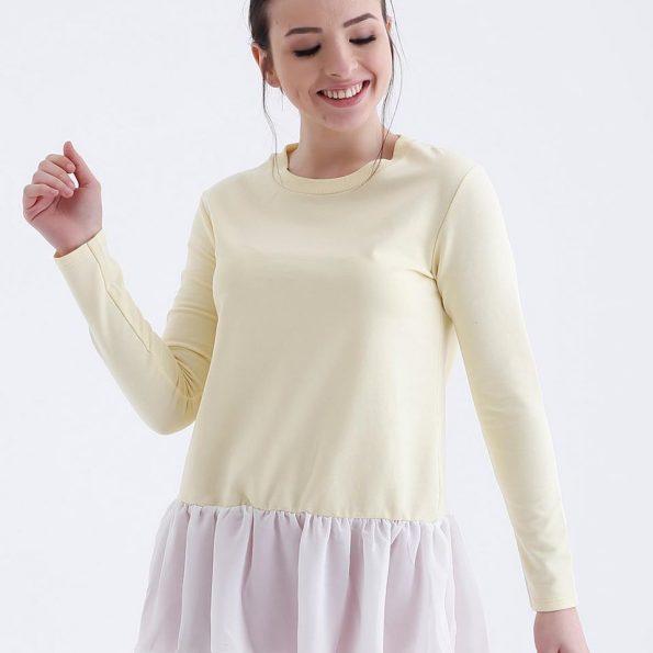 """""""EASI"""" Блузка в 2 цвята"""